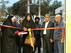 نمایشگاه قرآن و هنر «مشکات» در گرگان افتتاح شد