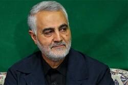 تصویری جدید از سرلشکر سلیمانی در محضر رهبر انقلاب