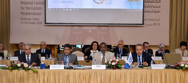 Tehran to host WHO Regional Committee for Eastern Mediterranean