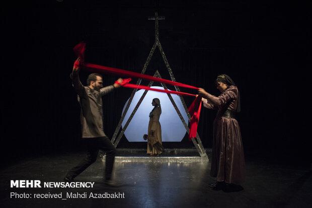 Antoni Artaud's 'The Cenci' on stage
