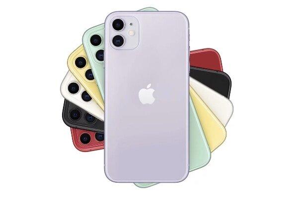 لوگوی اپل در گوشیهای آیفون روشن می شود