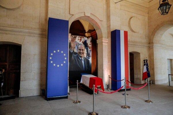 حضور ۳۰ رهبر جهان در مراسم خاکسپاری رئیس جمهور سابق فرانسه