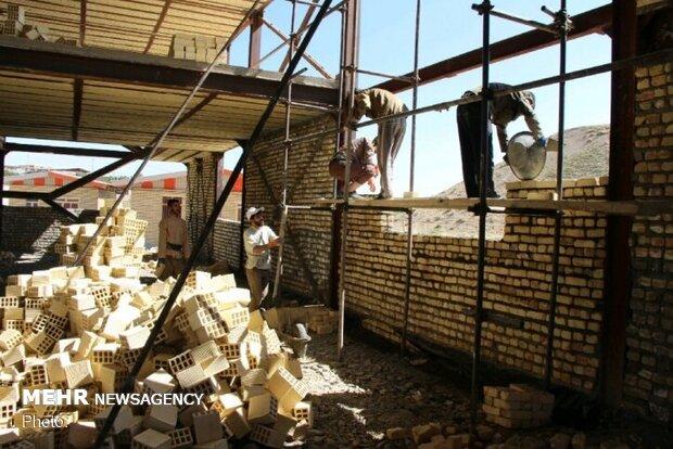 ساخت ۶ مسجد و مصلی توسط اداره راه و شهرسازی ایلام