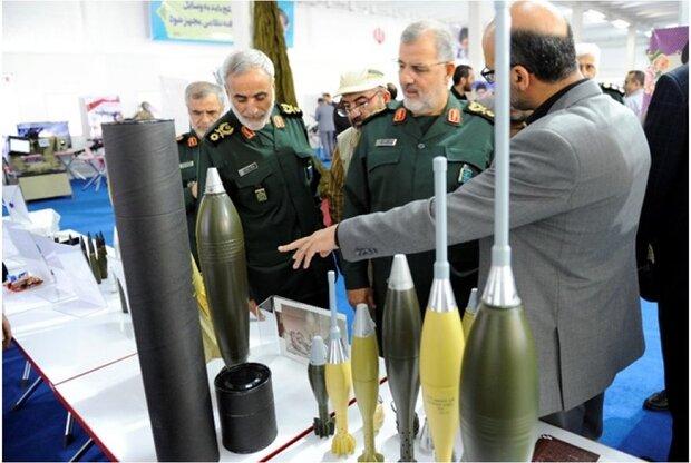 سردار پاکپور از نمایشگاه دستاوردهای سازمان صنایع دفاع بازدید کرد