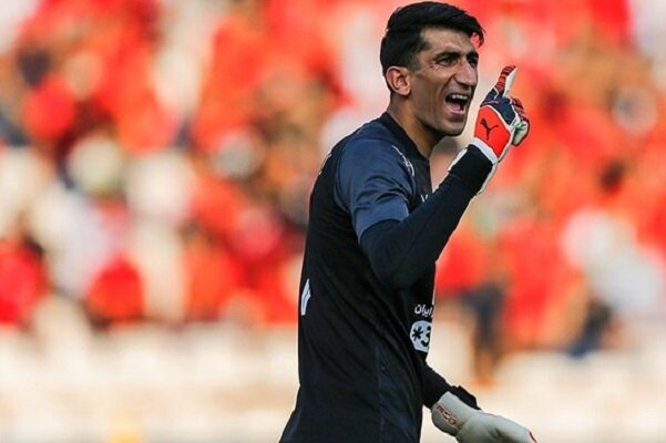 AFC nominates Iran's Beiranvand among 5 Asian World Cup Heroes