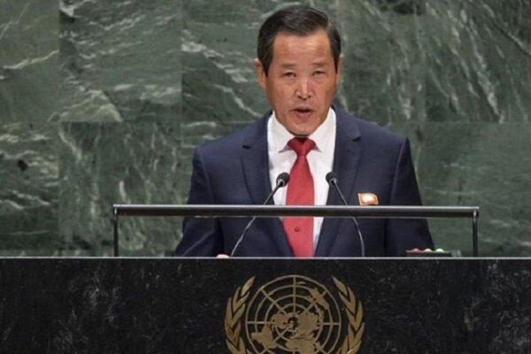 کره شمالی نسبت به اقدامات کشورهای غربی در سازمان ملل هشدار داد