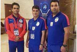 داوران المپیکی کشتی ایران راهی توکیو شدند
