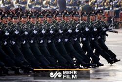 چین کی تشکیل کی 70 ویں سالگرہ پر شاندار تقریبات منعقد