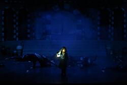 اجرای نمایش آیینی «خاتون»