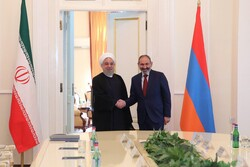 Rouhani highlights expansion of Tehran-Yerevan economic ties