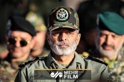 آسمان امن ایران