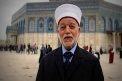 """كل من يتعاطى مع """"صفقة القرن"""" خائن لله ورسوله وللمسجد الأقصى المبارك"""