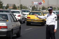 مهران-ایلام یک طرفه شد/اعمال محدودیت های ترافیکی اربعین