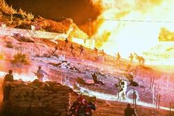بازسازی عملیات کربلای ۵ در زنجان