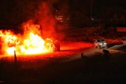 زنجان میں والفجر 5 آپریشن کی منظر کشی