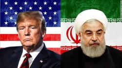 Rouhani - Trump