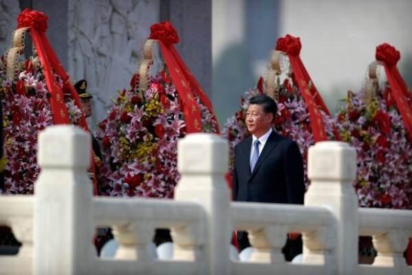 رئیس جمهور چین وارد نپال شد