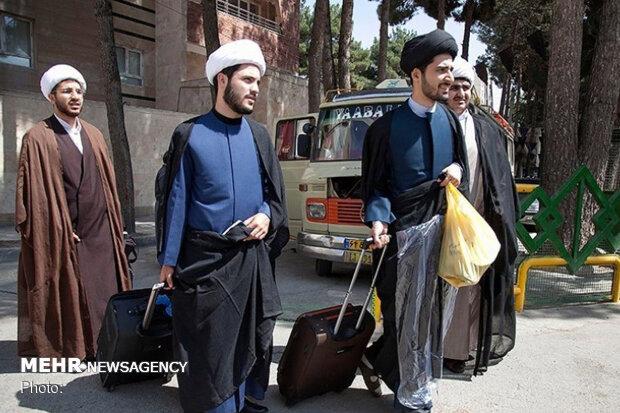 اعزام ۵۳۰ طلبه و روحانی به نقاط مختلف استان بوشهر در ایام فاطمیه