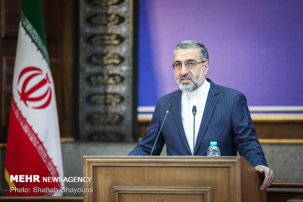 Judiciary spokesman's Tuesday presser