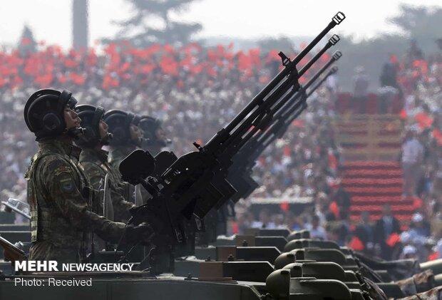 هفتادمین سالگرد تأسیس جمهوری خلق چین