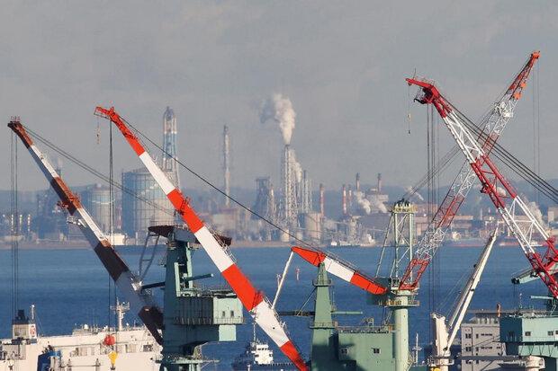 فعالیت کارخانجات ژاپن با بیشترین افت خود از ماه فوریه روبرو شد