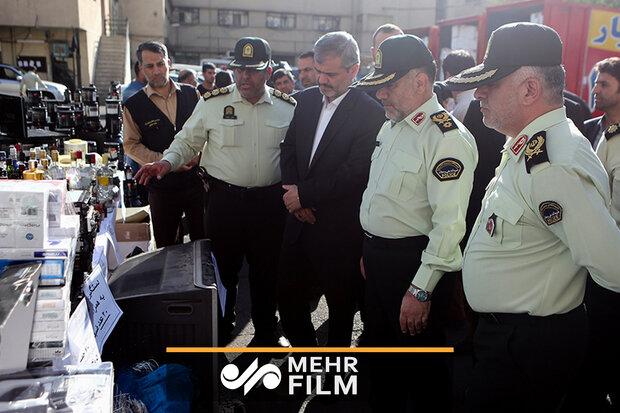 رعد ۲۹ پلیس پایتخت