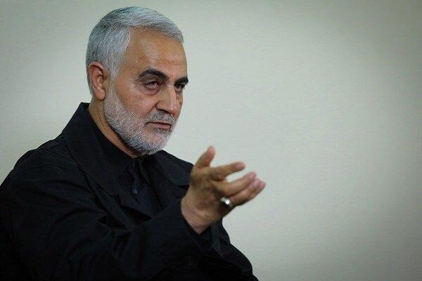 Gen. Soleimani says Israelis had to accept Hezbollah's conditions in 33-day war
