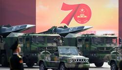 چین نے اپنا نیا تباہ کن میزائل متعارف کرادیا