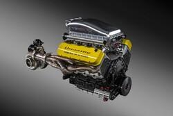 تولید قدرتمندترین موتور خودرو با توان ۱۸۱۷ اسب بخار