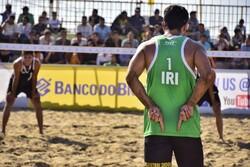 ایران و تایلند فینالیست تور جهانی والیبال ساحلی بندرترکمن شدند