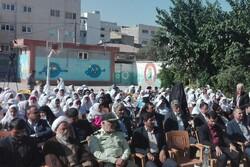 برگزاری جشن عاطفه ها از برکات نظام مقدس جمهوری اسلامی است