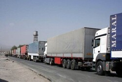 Goods export value via Bazargan customs hits 3.3fold in H1