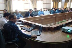 کارگاه آموزشی کاداستراراضی ملی و دولتی استان تهران برگزار شد