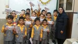 مرحله دوم جشن عاطفهها در مدارس سراسر کشور برگزار شد