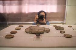 Perslere ait balçık levhalar İran Ulusal Müzesi'nde sergilendi