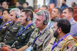 ایرانی پولیس اور غیر ملکی پولیس کے افسروں کا بارہواں اجلاس