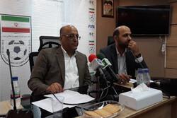 رئیس کمیته تعیین وضعیت فوتبال: باشگاهها قرارداد واقعی ببندند