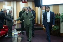 ایران کی فضائی صنعت کے درخشاں چہروں کے اعزاز میں تقریب