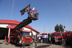 ۲۶ اکیپ آتش نشانی در مرز های کشور مستقر شده است