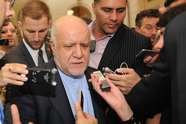 Zangeneh promises new gas output record in near future