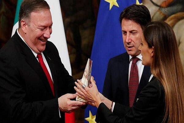 آمریکا برای براندازی نظام ونزوئلا دست به دامن ایتالیا شد