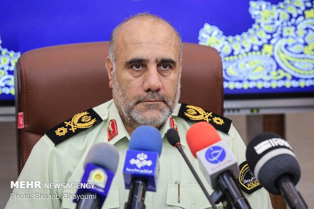 ساماندهی پارک حاشیهای مهمترین اولویت پلیس راهور تهران است