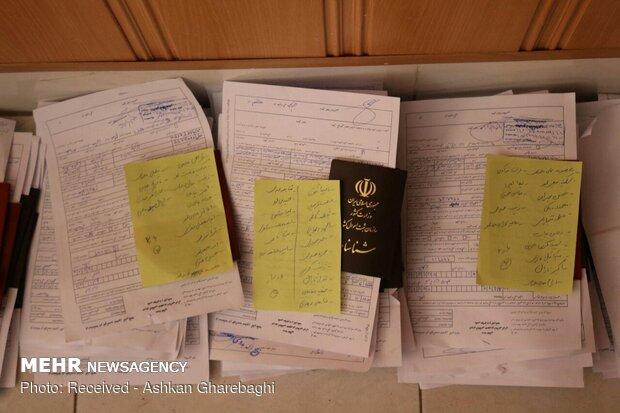 چاپ ۵۶۱ هزار برگ تردد ویژه اربعین/۲ میلیون نفر متقاضی صدورگذرنامه