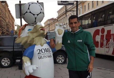 Iranian assistant referee Sokhandan bids farewell