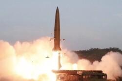 شمالی کوریا کا نئے بیلسٹک میزائل کا تجربہ
