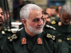 Tümgeneral Süleymani Irak'ta şehit düştü