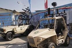 الكشف عن آخر منجزات القوة البرية للجيش الإيراني