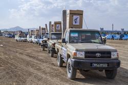 اهدای۶۲۰سری جهیزیه دراجرای برنامه های کنگره ملی شهدای استان مرکزی