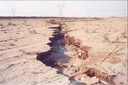 اتمام مطالعه آبهای سطحی در مسیر گسل های استان فارس
