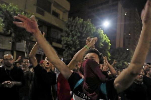 «بزرگترین سرکوب» معترضان در مصر/ بیش از ۲۳۰۰ نفر بازداشت شدند